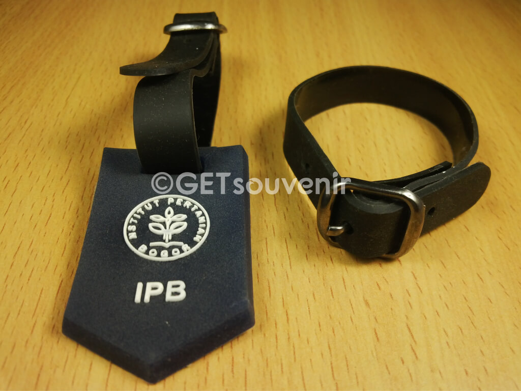 IPB RUBBER BAG TAG