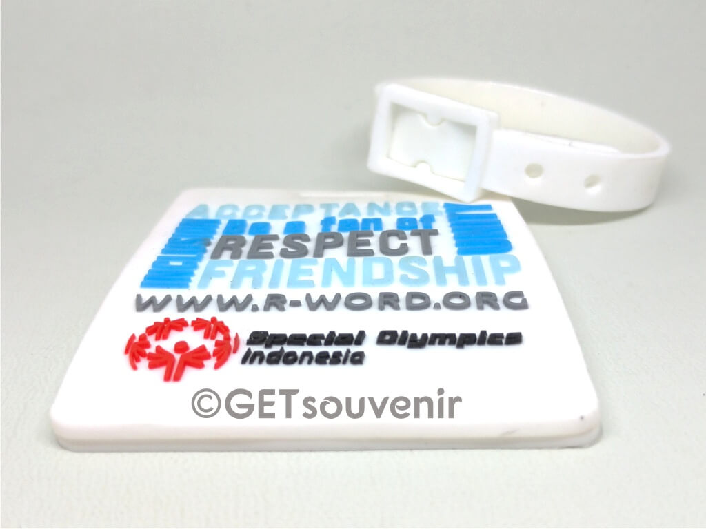 SPECIAL OLYMPICS INDONESIA BAG TAG
