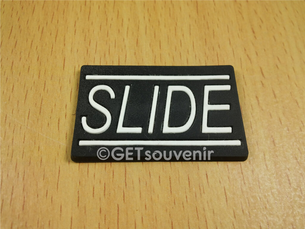 SLIDE PATCH RUBBER