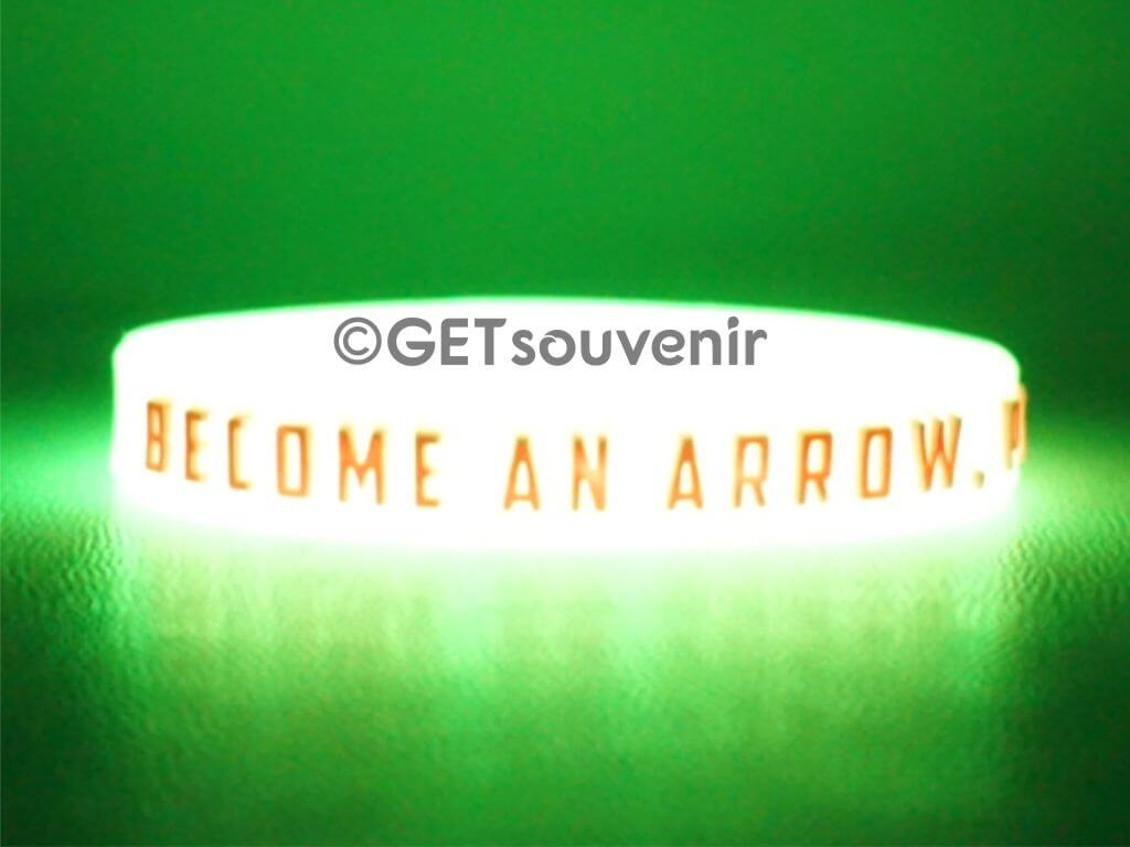 become an arrow