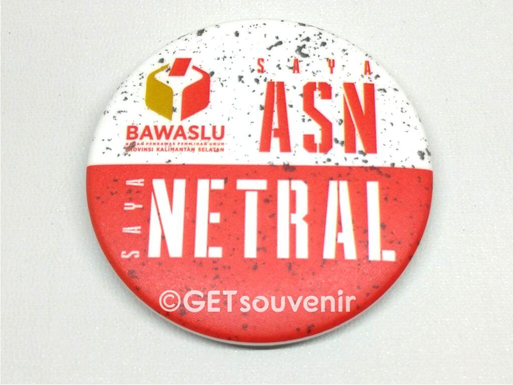 BAWASLU KALSEL NETRAL