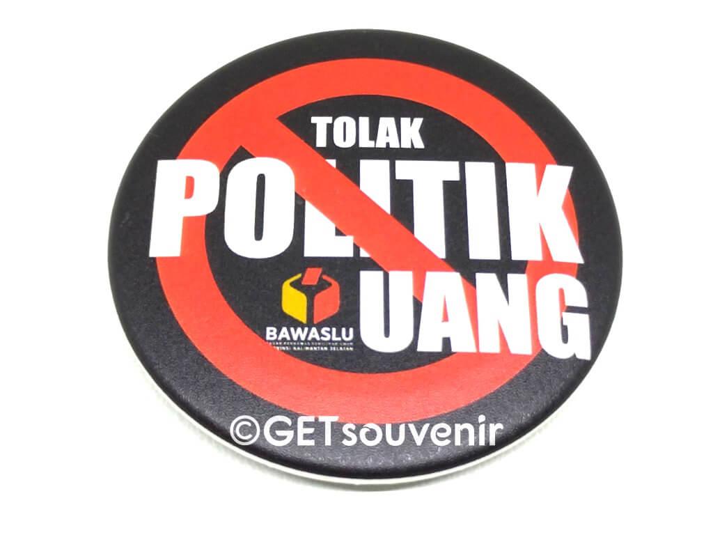 TOLAK POLITIK UANG