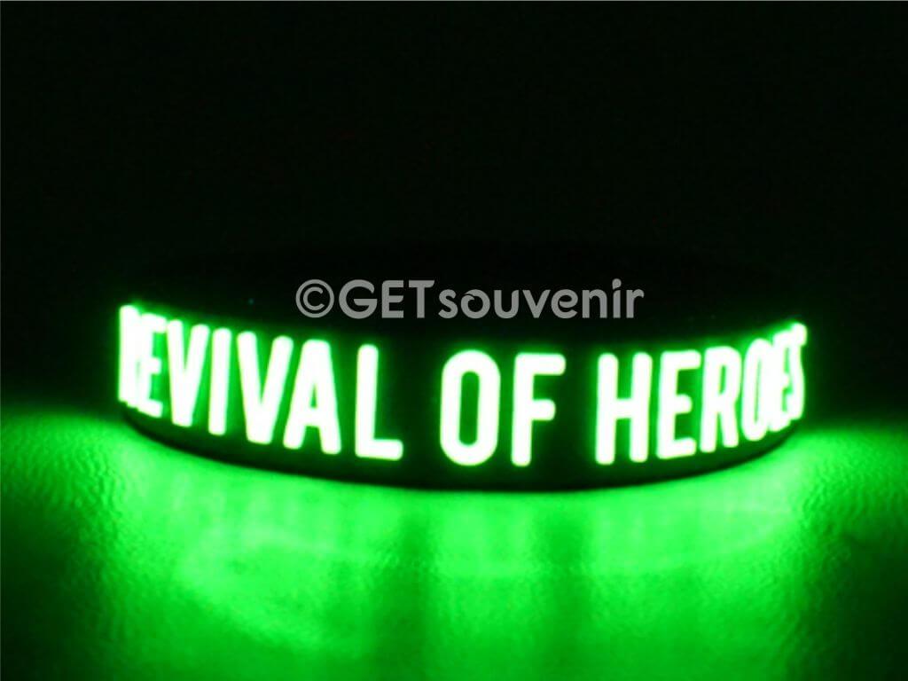 REVIVAL OF HEROES