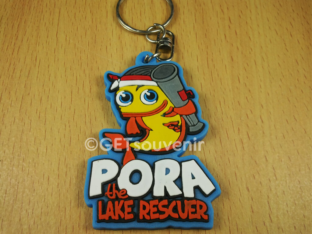 pora the lake rescuer