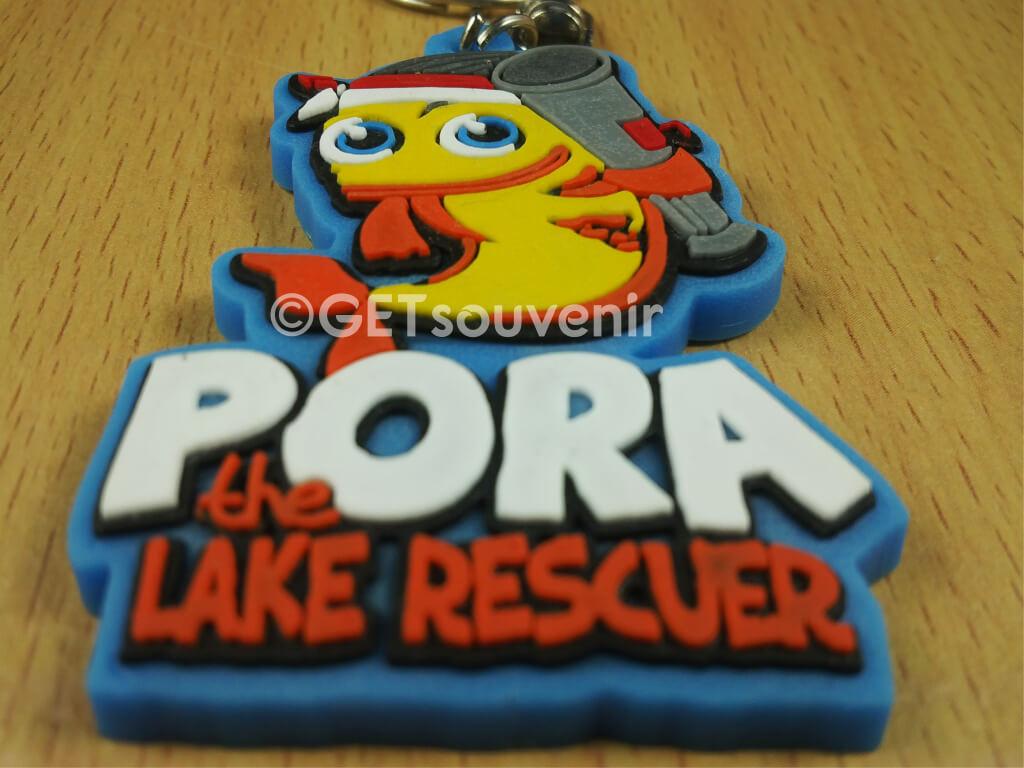 PORA THE LAKE RESCUER