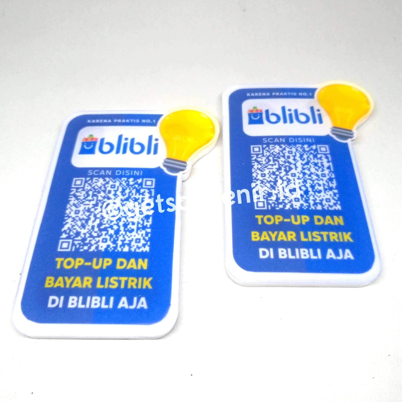 rubber magnet qr code